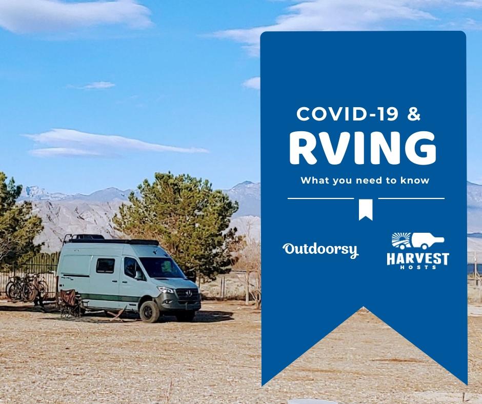 COVID-19 RV Info Header