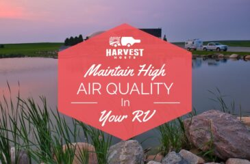 Best Ways to Maintain High Air Quality in Your RV
