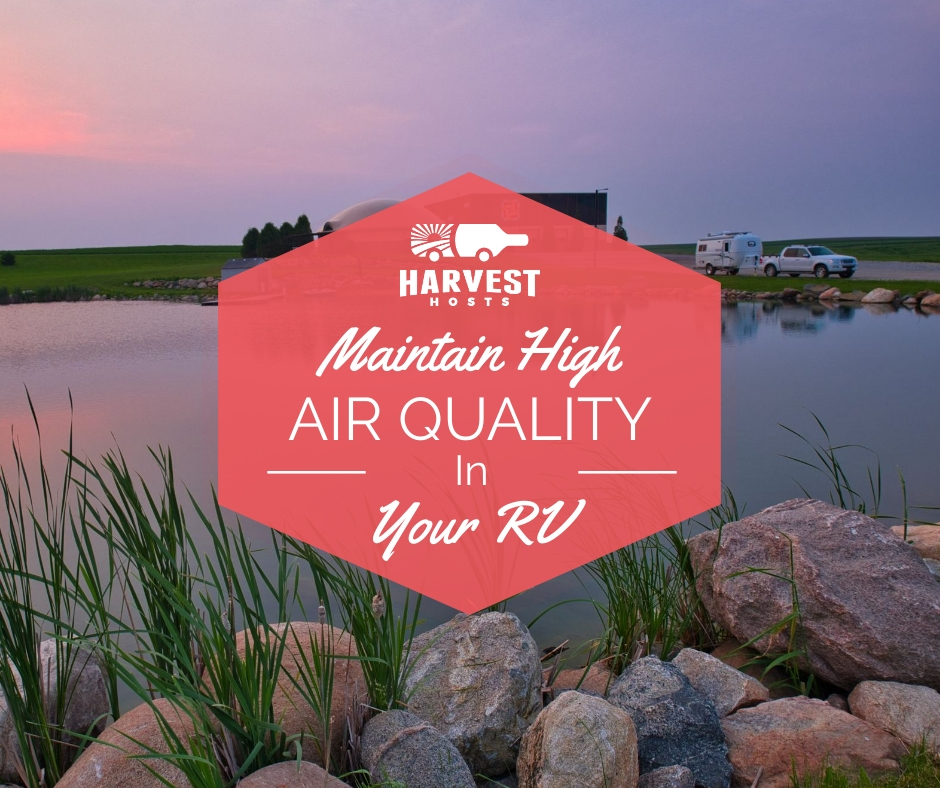 Maintain High Air Quality in RV Header image