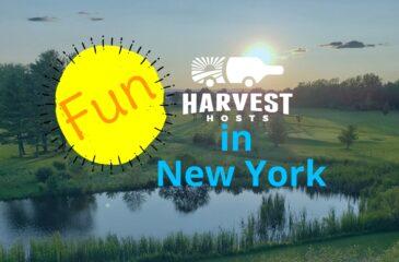 Fun Harvest Hosts in New York