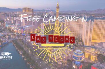 Free Camping in Las Vegas