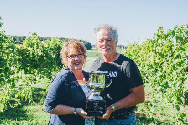 Alan and Brenda Lockhart founded the winery in 2016.