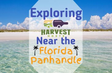 Exploring Harvest Hosts Near the Florida Panhandle