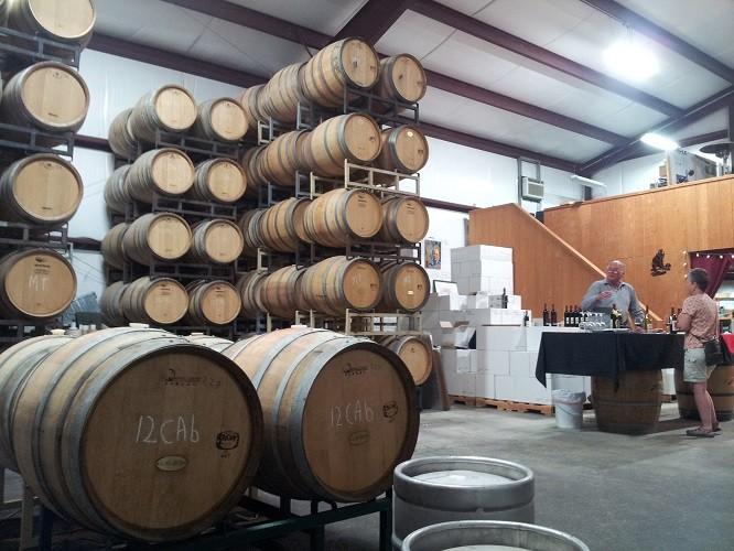 Indian Peak Vineyards first began in 1998.