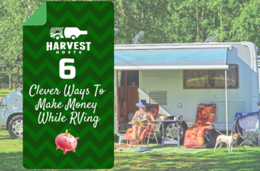 6 Clever Ways To Make Money While RVing