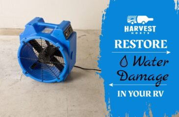 How to Restore Your RV After Water Damage