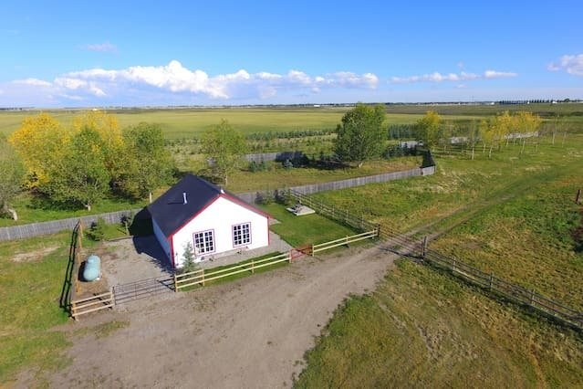 The Canadian countryside is very peaceful and makes a perfect location for relaxing vacations.
