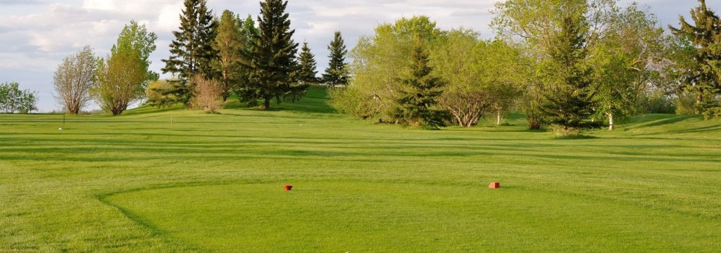 Fort in View Golf Course is located just five minutes from downtown Fort Saskatchewan.