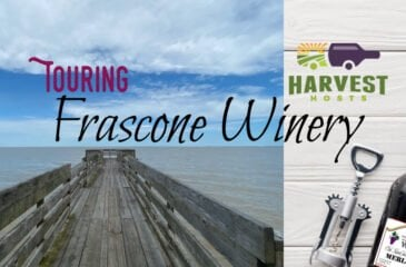 Touring Frascone Winery
