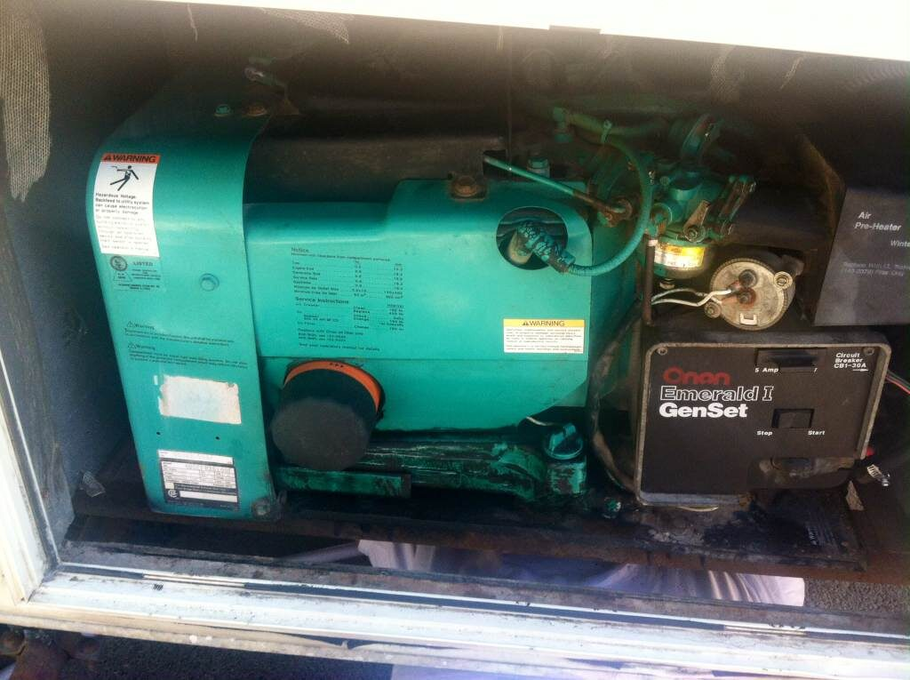 RV generators run much better when they are properly maintained.