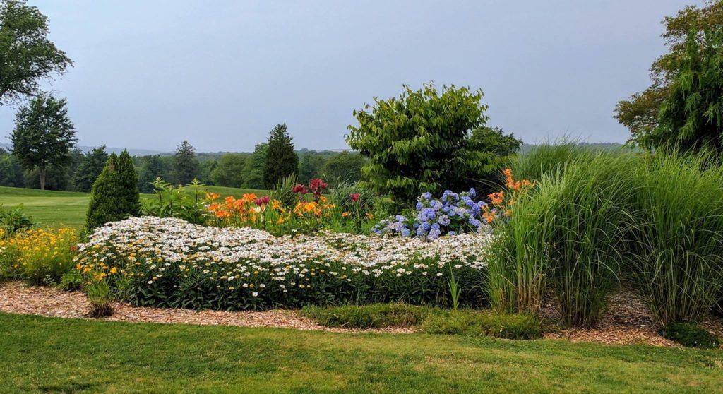 Jamestown Golf Course is an excellent New England summer destination.