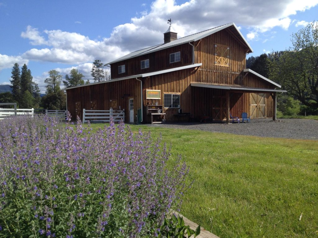 Lavender Fields Forever is a new location in Jacksonville, Oregon.