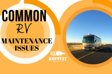 Common RV Maintenance Issues