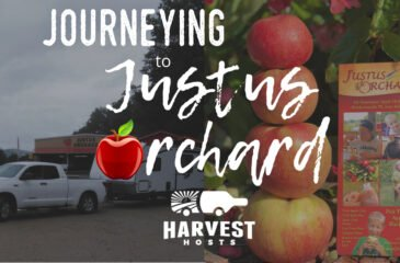 Journeying to Justus Orchard