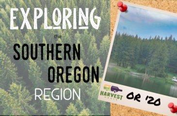 Exploring the Southern Oregon Region