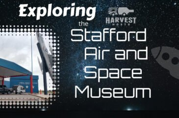 Exploring the Stafford Air and Space Museum