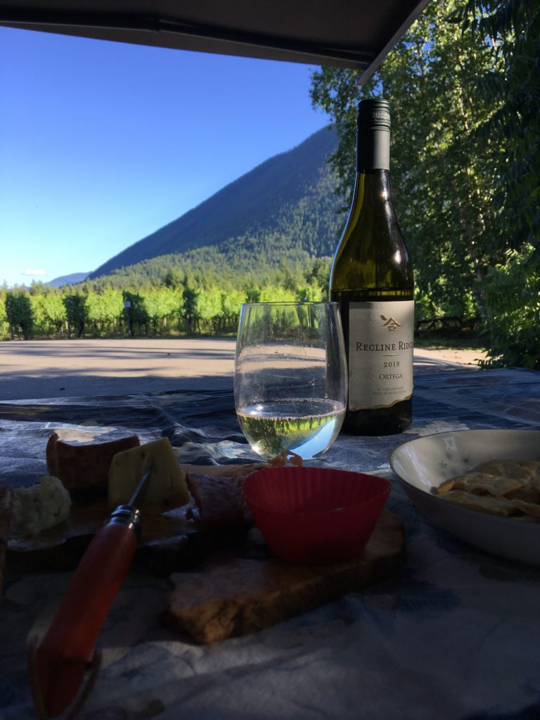 Recline Ridge Vineyards and Winery has been a Harvest Hosts location since 2014.