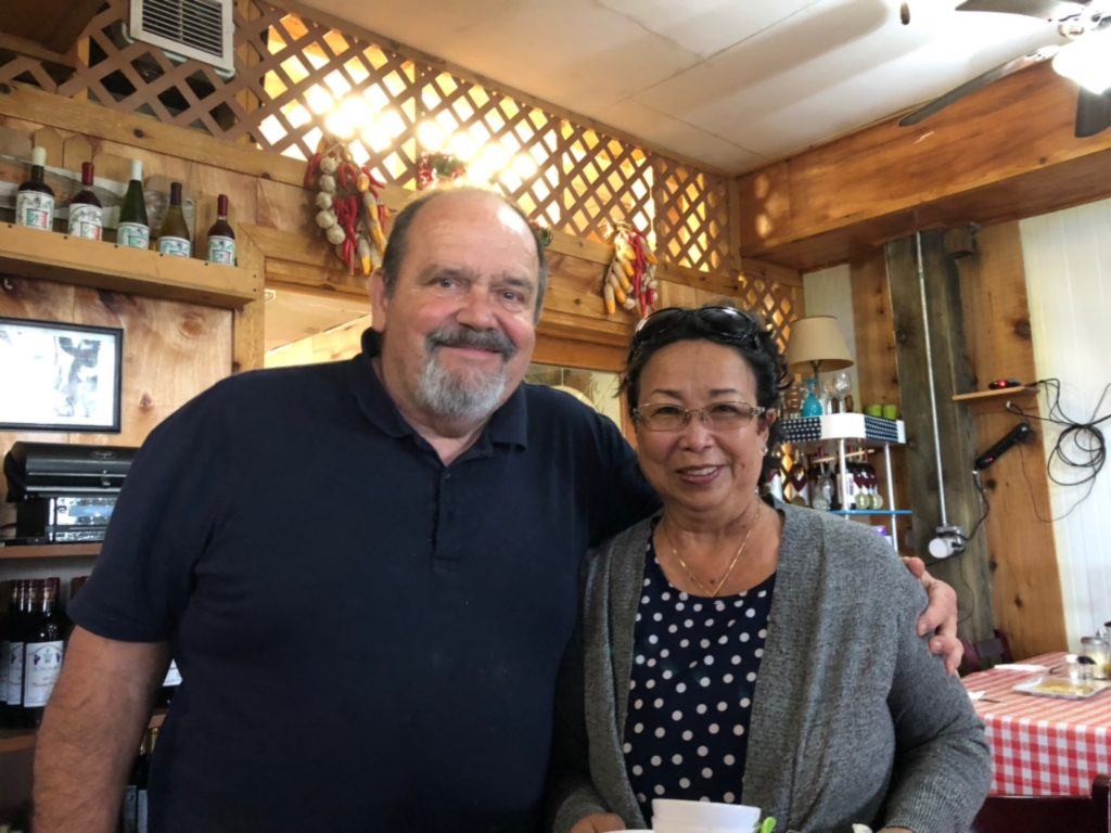 Jim and Kathy founded the winery together in 2003.