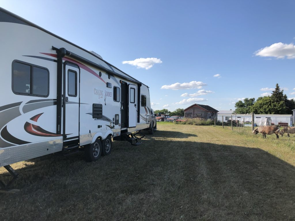 The Flying Bison Ranch joined Harvest Hosts in 2019.
