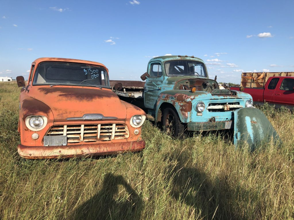 Ireland Museum and Flying I Bison Ranch is found in Saskatchewan.