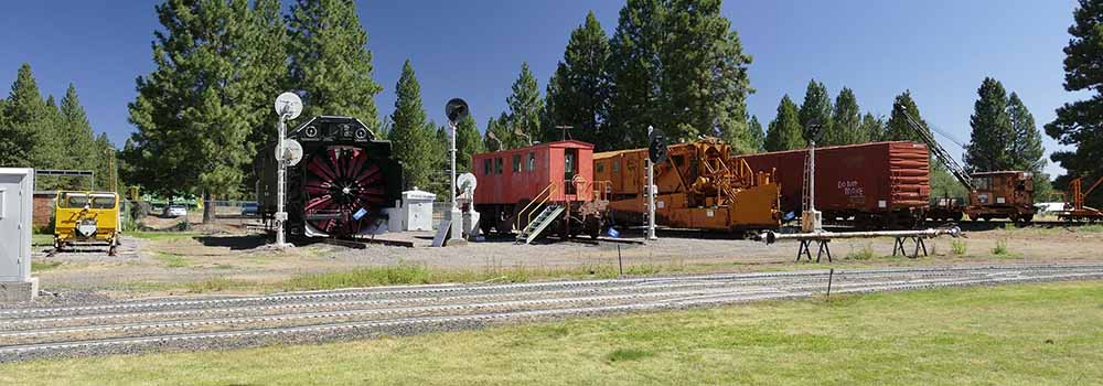 Train Mountain Railroad is a beautiful Harvest Hosts location in south central Oregon.