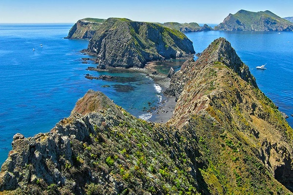 Channel Islands National Park is one of the most unique parks in the NPS.