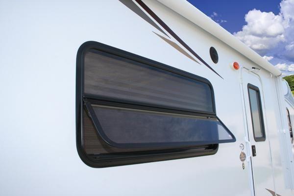 Crack a window to ensure proper ventilation.
