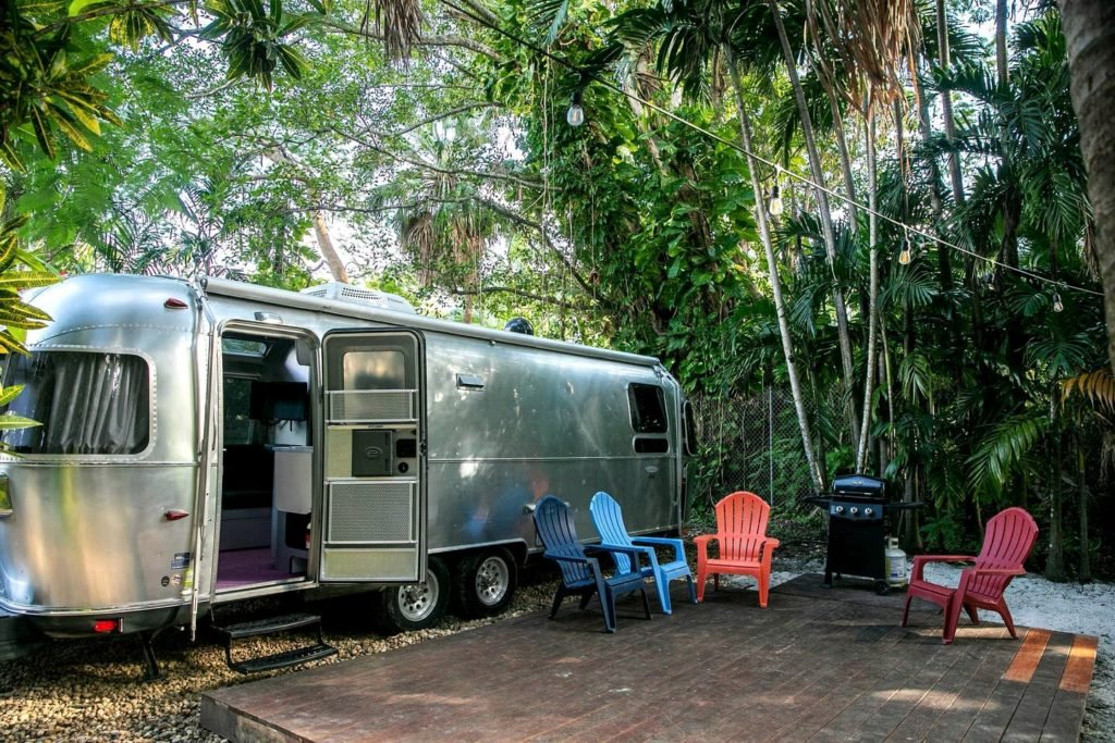 Airstreams are an excellent choice for those with a larger budget.