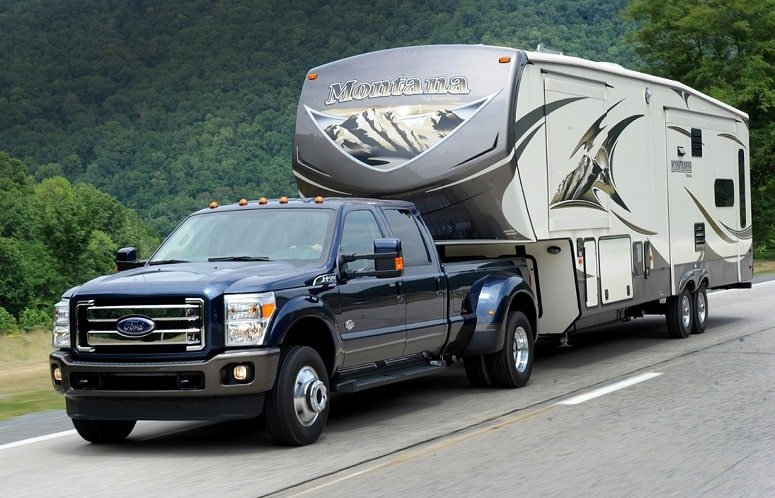 Fifth wheels are an excellent trailer choice for RVers.