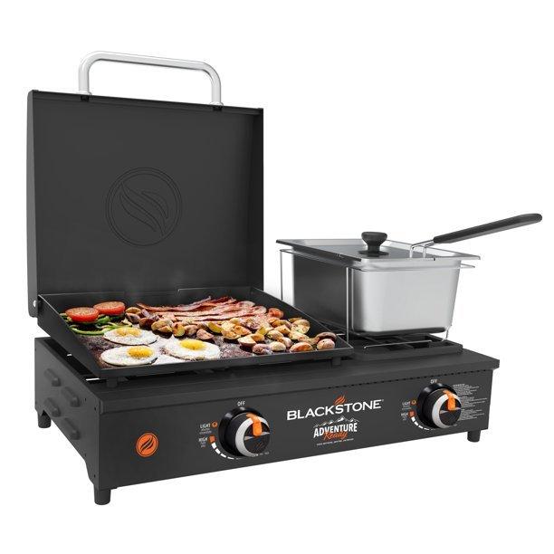 Blackstone brand portable grill