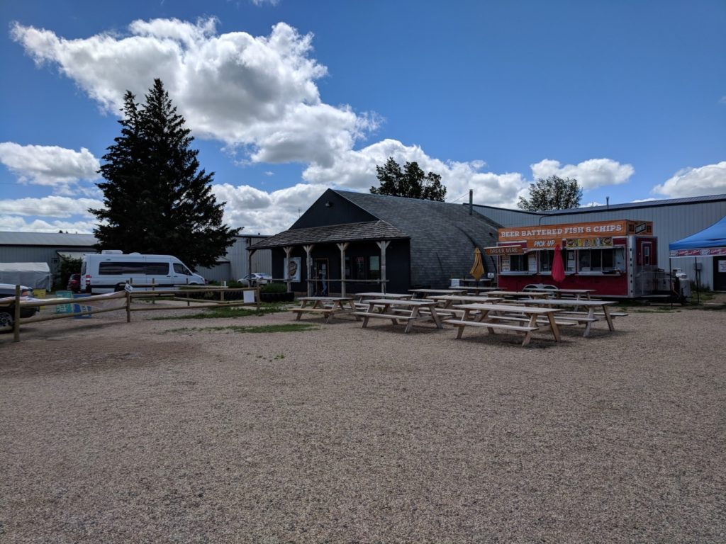 Farmery Estate Brewery provides an excellent experience of Manitoba brewing.