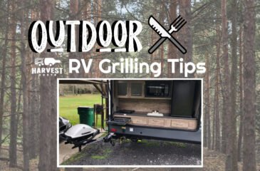 Outdoor RV Grilling Tips