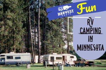 Fun RV Camping in Minnesota