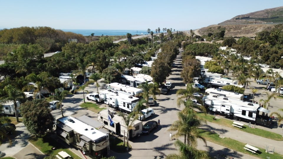 Venture Beach RV Resort is an excellent nearby campground for RVers.
