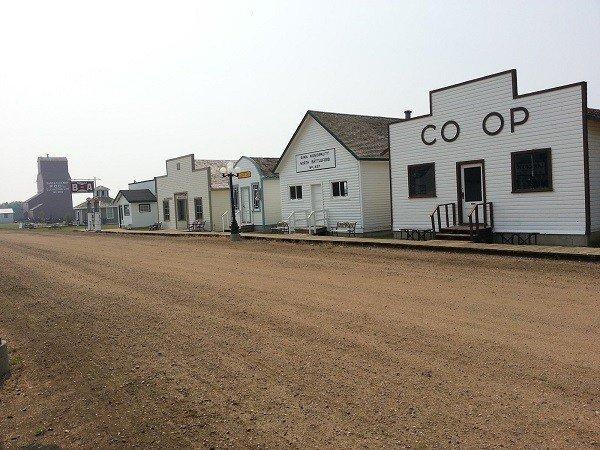 The Western Development Museum provides a unique view on Saskatchewan history.
