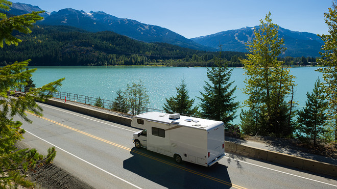 Full time RV life involves the planning of many logistics.