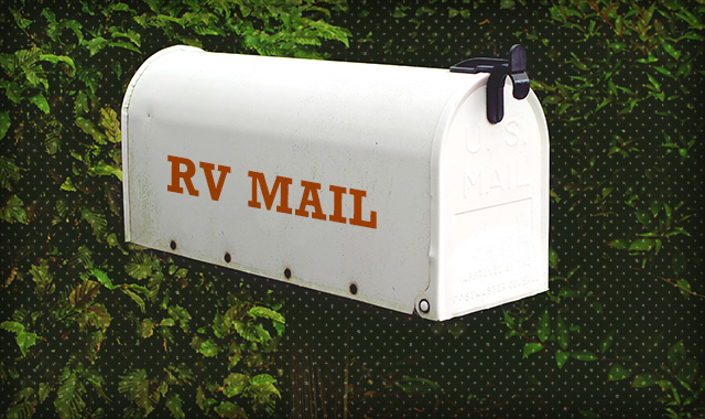 You will need to establish domicile to gain a mailing address.