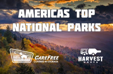 Americas Top National Parks for your Bucket List