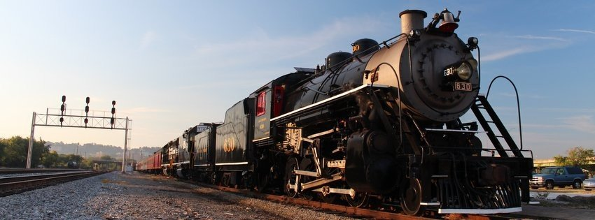 The Heart of Dixieland Railroad Museum is an awesome Harvest Hosts location.