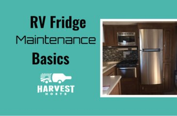 RV Refrigerator Maintenance Basics