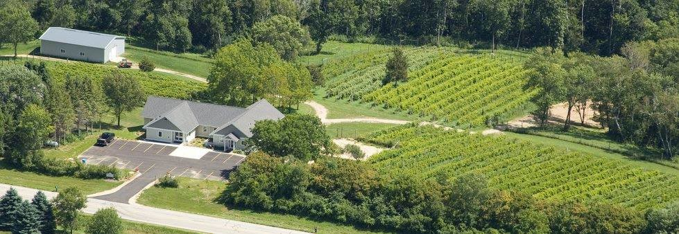 Garvin Heights Vineyard is an awesome Harvest Hosts location in Michigan.