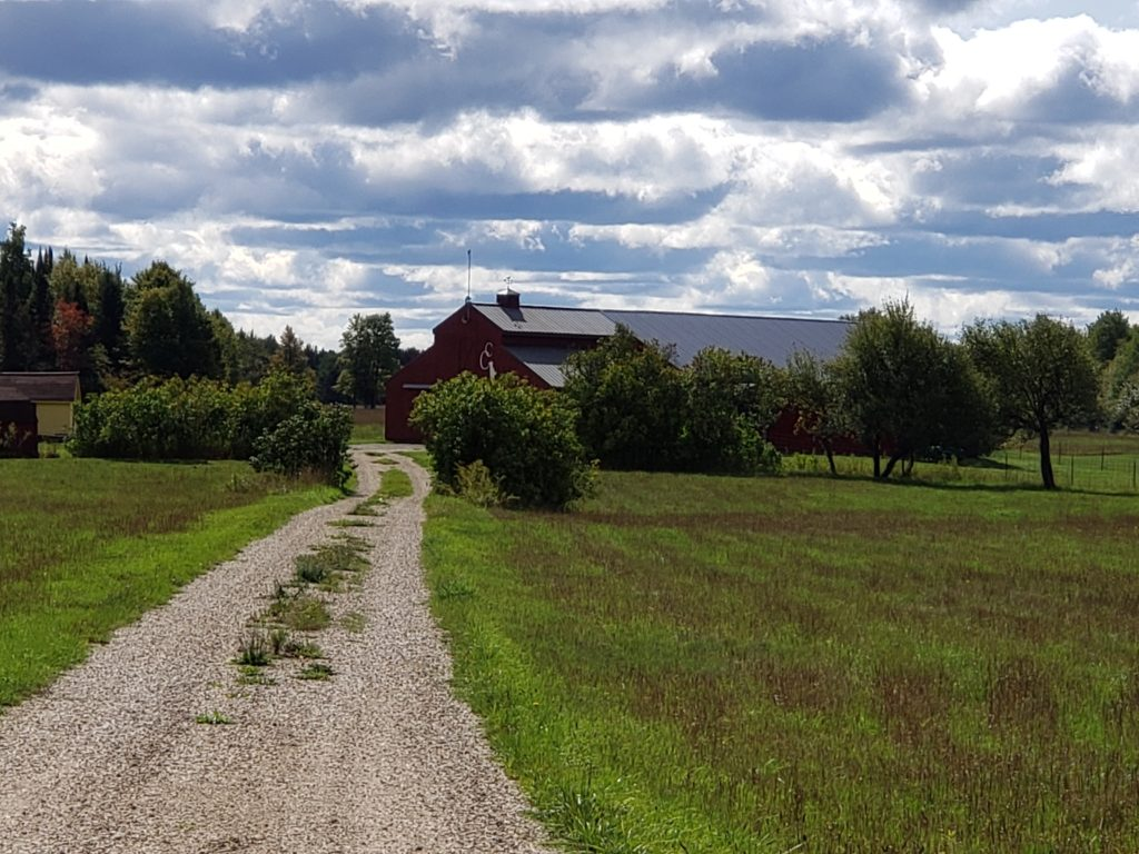 Fiddle Knoll Farm is another awesome Harvest Hosts location.