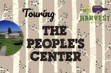 Touring the People's Center