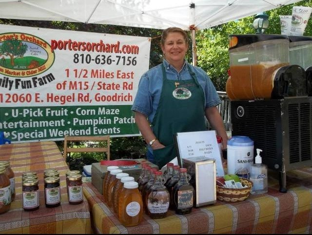 Porter's Orchard is an awesome Harvest Hosts location.