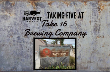 Taking Five at Take 16 Brewing Company