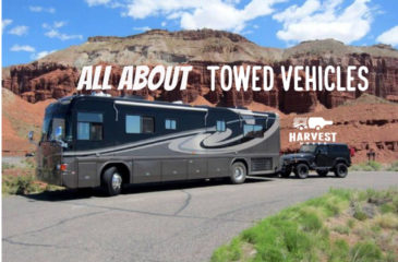 All About Towed Vehicles