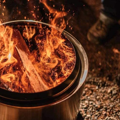 These awesome gadgets allow for safe wood burning with ease and less smoke.