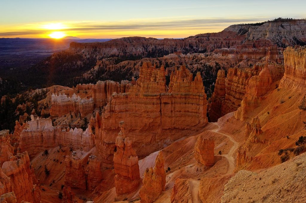 Bryce Canyon is the second park of the Utah Mighty Five.