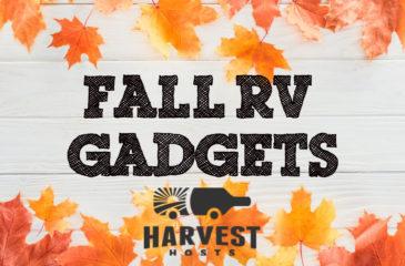 Fall RV Gadgets