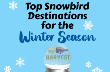 Top Snowbird Destinations for the Winter Season